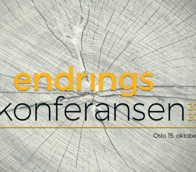 Endringskonferansen 2020 – Hold av datoen 15. oktober